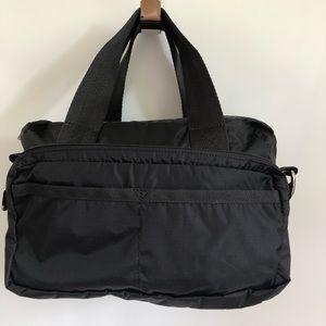 LeSportsac Medium Two Zip Crossbody Bag